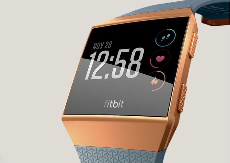 Fitbit представила свои первые «умные» часы— Fitbit Ionic