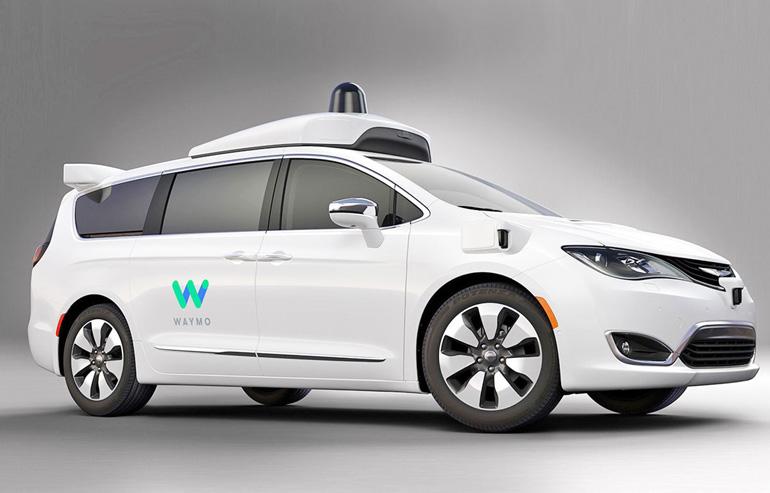 Google spinoff Waymo патентует неменее мягкие автомобили