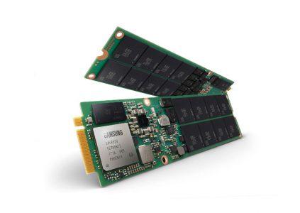 Samsung анонсировала терабитный чип V-NAND, позволяющий создавать SSD высокой ёмкости