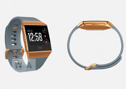 Изображения новых умных часов Fitbit позволяют оценить их финальный дизайн