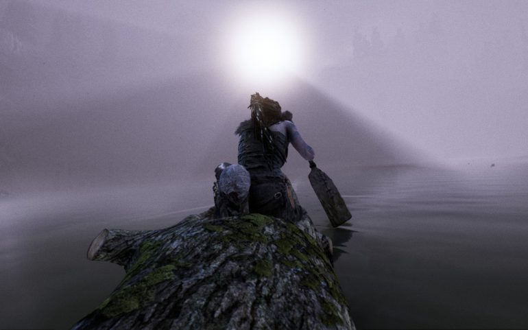 Hellblade: Senua's Sacrifice — голоса в ее голове