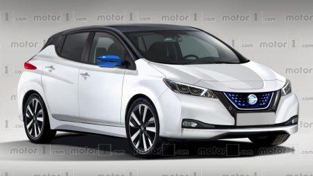 Новый Nissan Leaf будет значительно дешевле Tesla Model 3 и Chevrolet Bolt, но с меньшим запасом хода