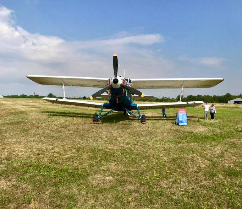 Украинский самолет АН-2-100 установил мировой рекорд скорости для своего класса