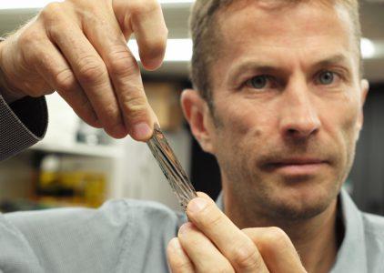 Ученые IBM записали 330 ТБ несжатых данных на крошечный ленточный картридж, помещающийся в ладони