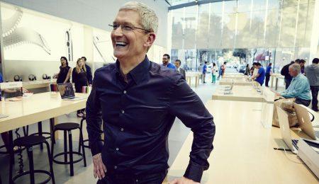 Тим Кук получил от Apple рекордный бонус в виде акций на сумму $89,2 млн