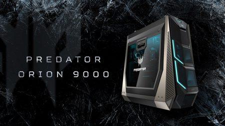 Acer Predator Orion 9000 — игровой ПК на колесах, «напичканный» по самому последнему слову техники