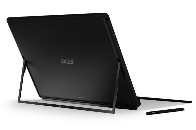 Acer представила новые ультратонкие ноутбуки и трансформеры Swift 5, Spin 5 и Switch 7 Black Edition [IFA 2017]