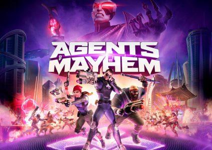 Agents of Mayhem: Святые под прикрытием