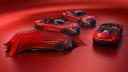 Британский автопроизводитель Aston Martin объявил о полном переходе на гибриды и электрические модели с 2025 года