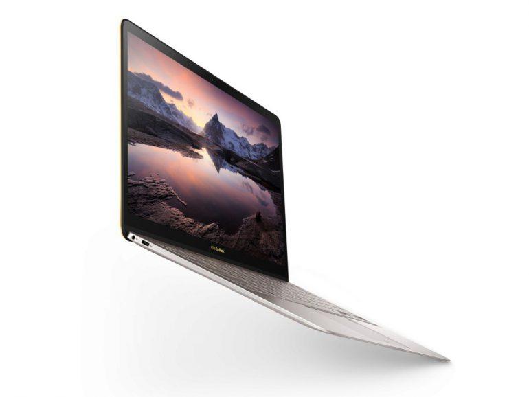 ASUS внедрила новые процессоры Intel Kaby Lake в некоторые свои ноутбуки