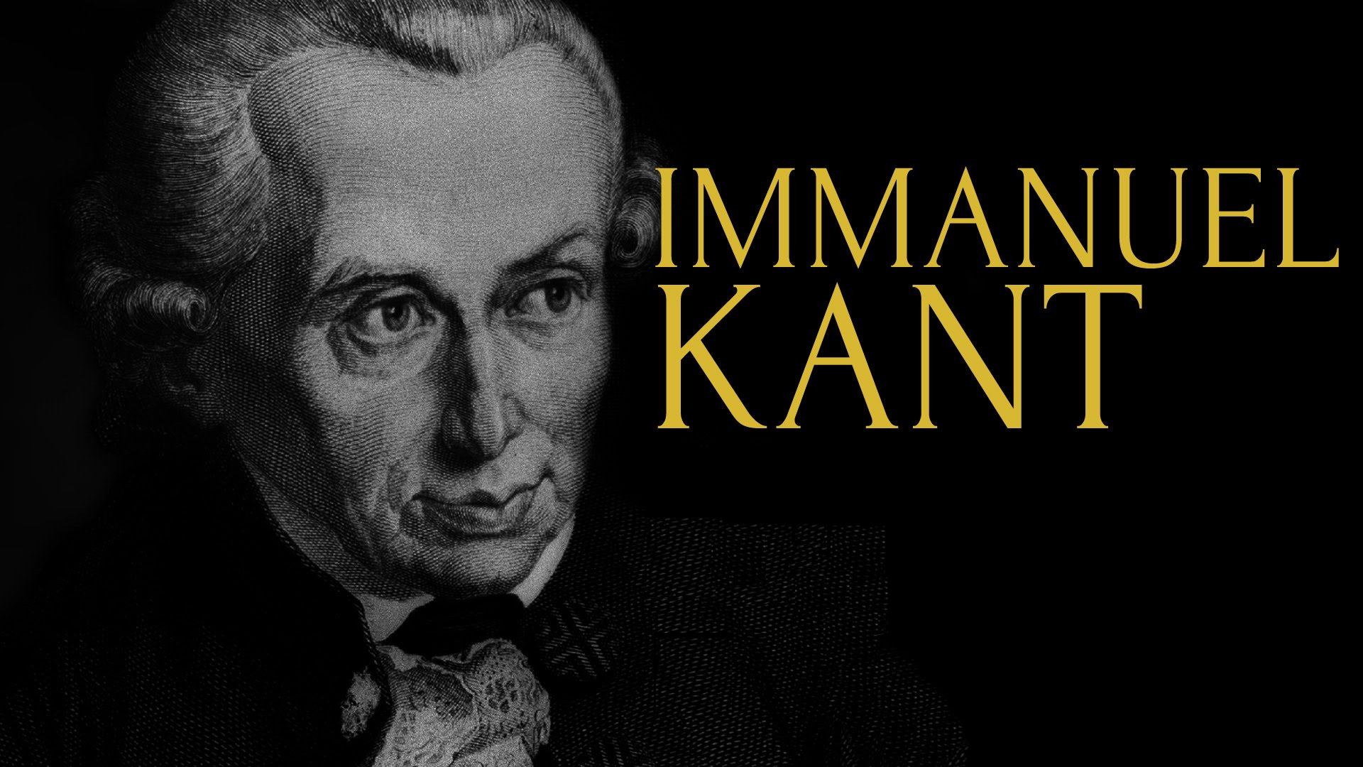 an analysis of goodness as proposed by immanuel kant Quotes by and about immanuel kant kant: among men there are but few who behave according to principles this is extremely good, as it can so easily happen that one errs in these principles, and then the resulting disadvantage extends all the further, the more universal the principle and the more.