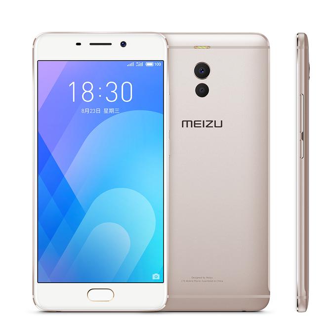 Представлен смартфон Meizu M6 Note: 5,5-дюймовый экран, Snapdragon 625, батарея на 4000 мАч, двойная камера и ценник от $165