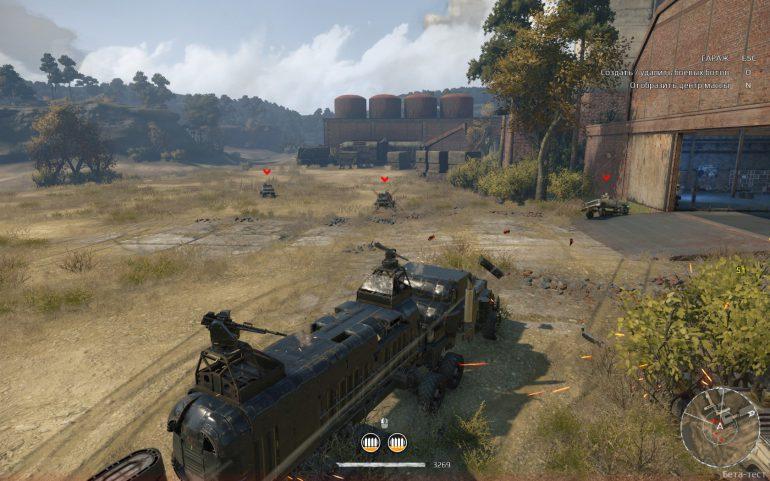 Crossout: монстры на колесах