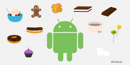 За прошедший месяц среди всех версий ОС Android нарастить долю смогли только Nougat и Marshmallow
