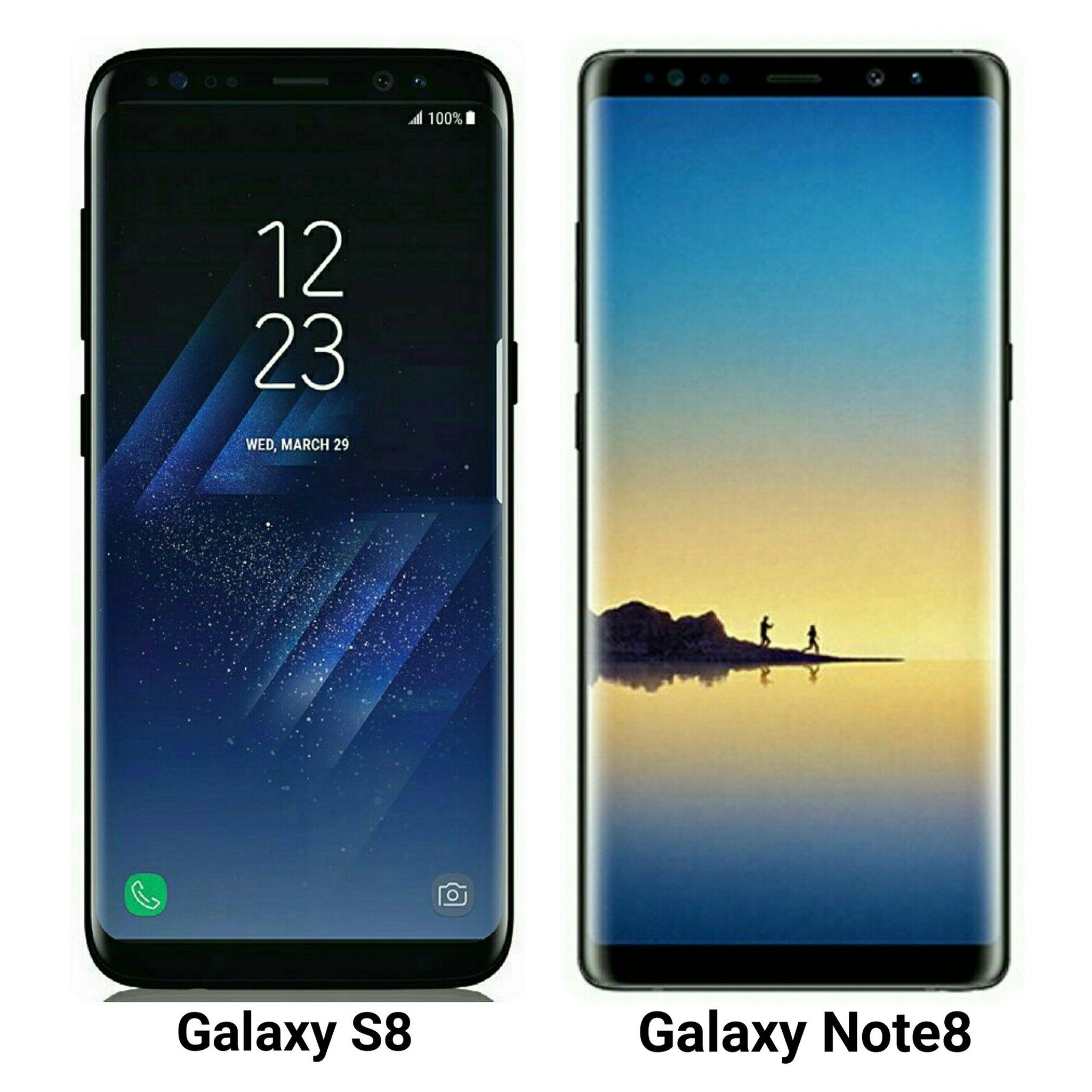 Эван Блэсс опубликовал официальные изображения Samsung Galaxy Note 8 со сдвоенной основной камерой и расположенным вплотную к ней дактилоскопом