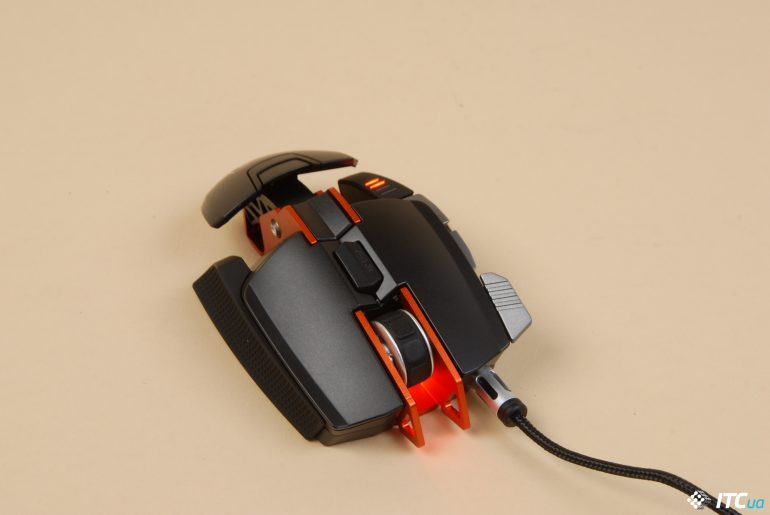 Обзор игровой мыши Cougar 700M Superior