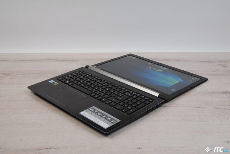 Обзор ноутбука Acer Aspire 7