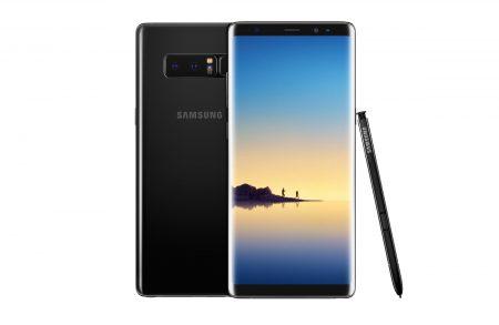 Официальная стоимость Galaxy Note8 c 64 ГБ памяти в Украине составит 29 999 грн