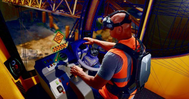 HP создала ещё более производительный ранцевый компьютер для проектов виртуальной реальности, но уже не для геймеров