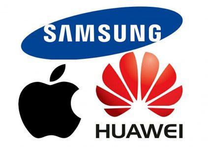 Strategy Analytics: Крупные китайские производители смартфонов нарастили рыночную долю, а Samsung и Apple – незначительно потеряли