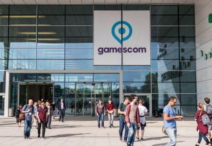 Фоторепортаж с игровой выставки Gamescom 2017