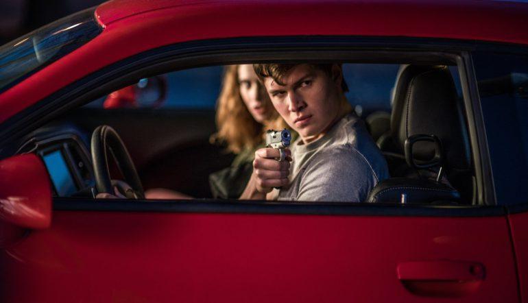 Baby Driver / «На драйве»