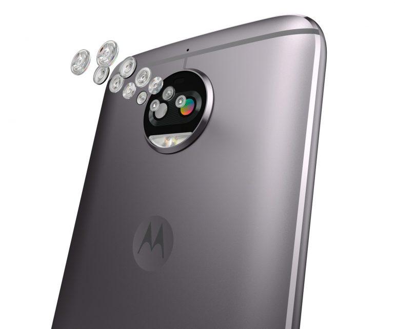Motorola представила обновленные смартфоны Moto G5S и Moto G5S Plus