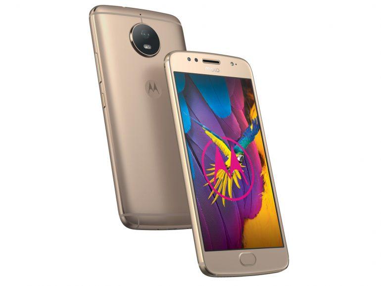 Motorola представила Moto G5S иG5S Plus сдвойной камерой
