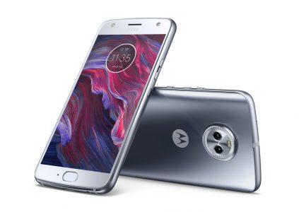 На IFA 2017 представили защищенный по стандарту IP68 смартфон Motorola Moto X4