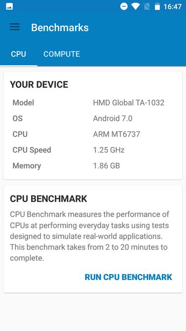 Ёкспресс-обзор Nokia 3