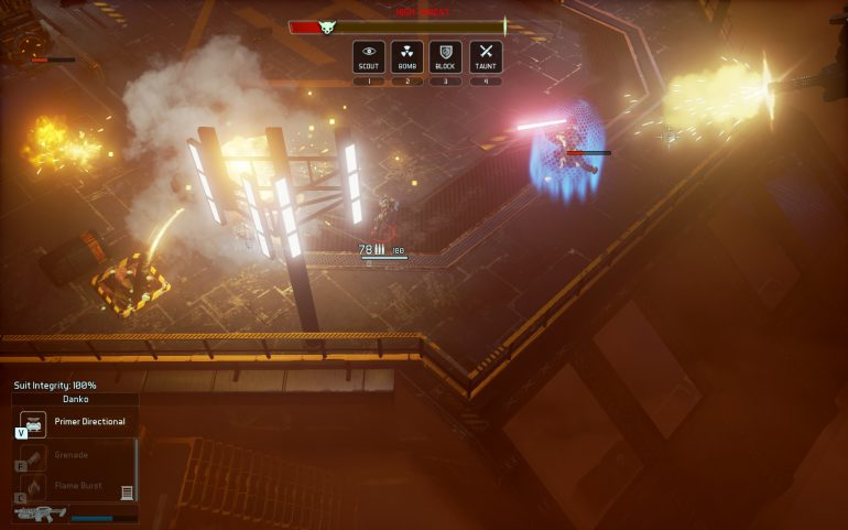 Solstice Chronicles: MIA – кровавый Марс