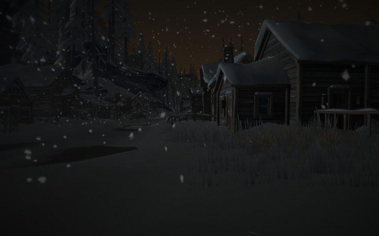 The Long Dark: белое безмолвие