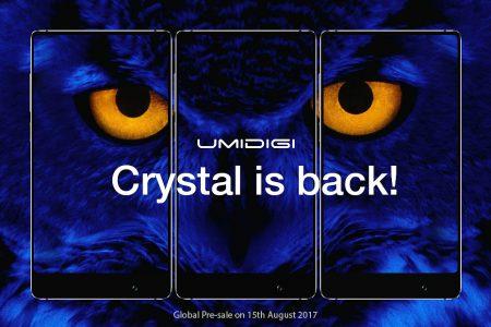 Каким деталям UMIDIGI уделяет внимание в «безрамочном смартфоне для всех» UMIDIGI Crystal
