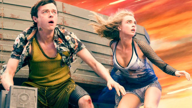 Valerian and the City of a Thousand Planets / Ђ¬алериан и город тыс¤чи планетї