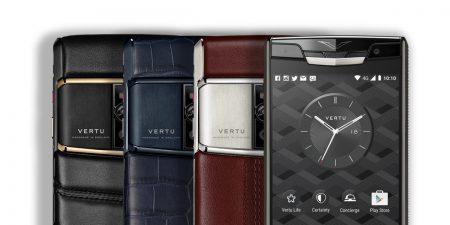 Прогоревшая Vertu пустила с молотка сильно уцененное «добро» с закрывшейся фабрики, включая смартфоны с золотом и бриллиантами