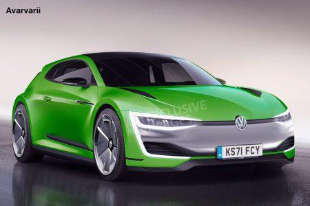 Volkswagen возродит спорткупе Scirocco в формате «горячего» электромобиля на платформе MEB