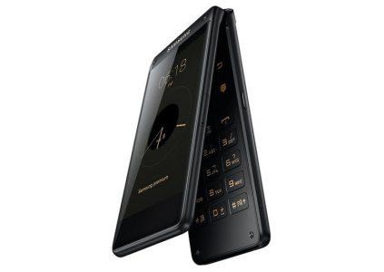 Samsung SM-G9298 – смартфон-раскладушка с двумя 4,2-дюймовыми дисплеями