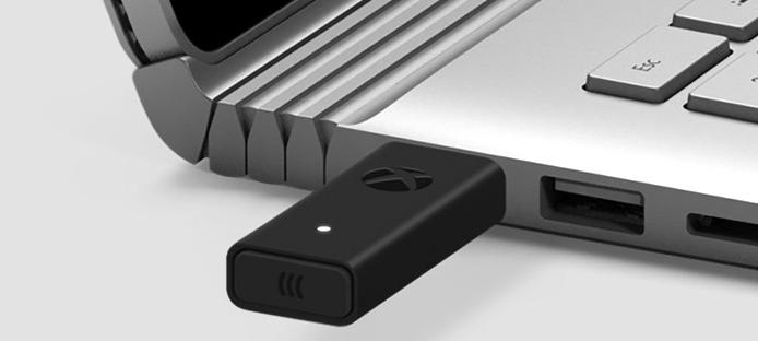 Microsoft выпустила более компактный адаптер Xbox Wireless Adapter, позволяющий подключать контроллер Xbox к ПК