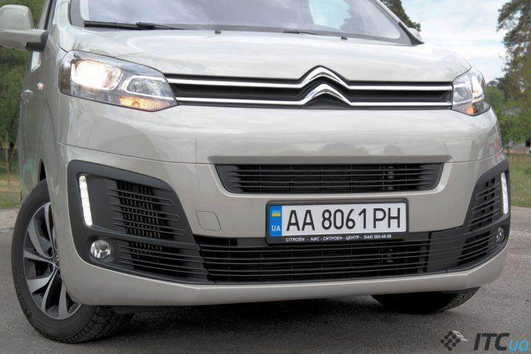 Вэны Peugeot Traveller и Citroen SpaceTourer: бойся, VW Transporter?