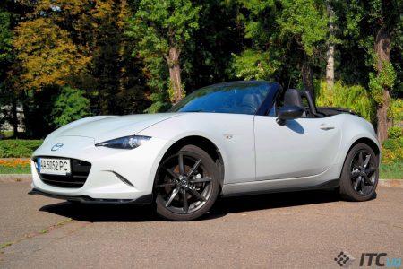 Mazda MX-5 и 1300 км дорог: счастье или разочарование?