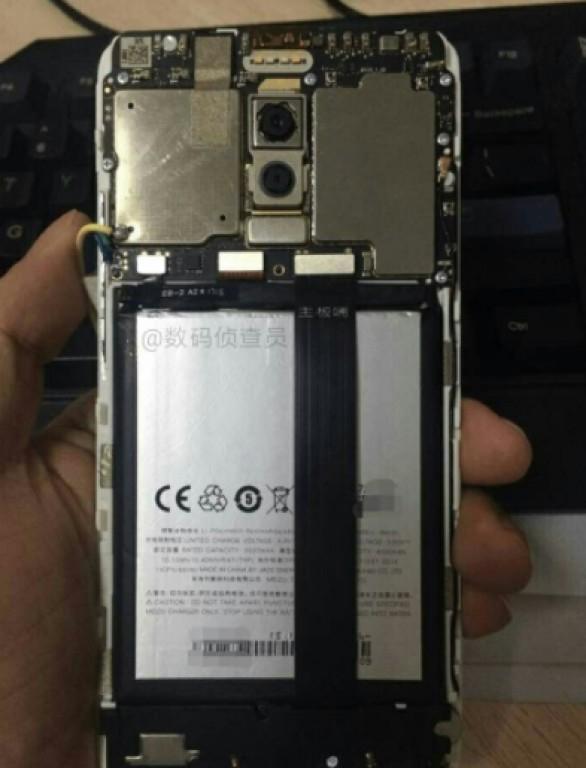 Смартфон Meizu M6 Note получит сдвоенную камеру со вспышкой на четырех светодиодах