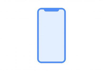 Опубликована фотография, на которой рядом запечатлены все три новые iPhone. Модель iPhone 8 сможет отключать звук уведомлений, когда пользователь смотрит на дисплей