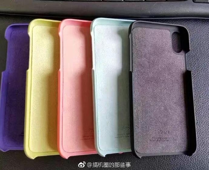 Всеть выложили фотографии всех новых моделей iPhone