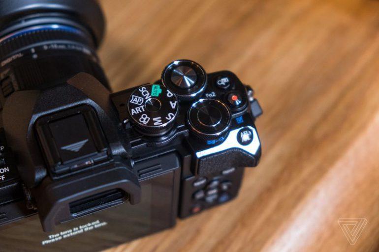 Olympus представила камеру E-M10 Mark III с поддержкой записи видео в разрешении 4K