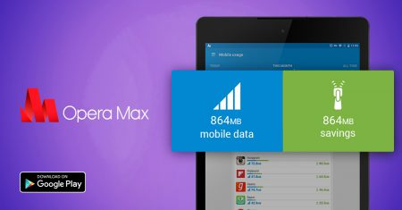Приложение Opera Max для экономии трафика удалено из Google Play Store и вскоре прекратит работу