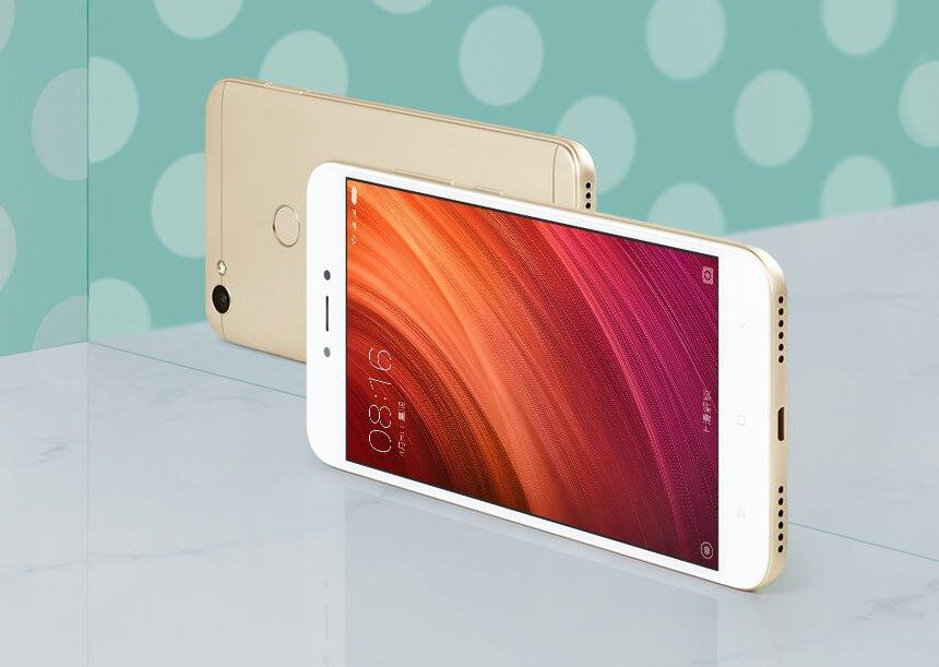 Множество новых подробностей касательно телефона Redmi Note 5A