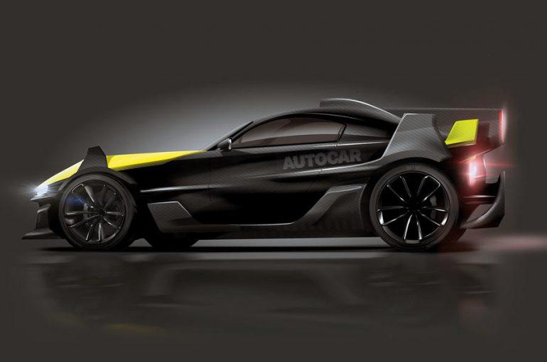 Британский автопроизводитель Ariel в 2020 году запустит в серию электрический суперкар мощностью 1200 л.с. с газотурбинным «удлинителем хода»