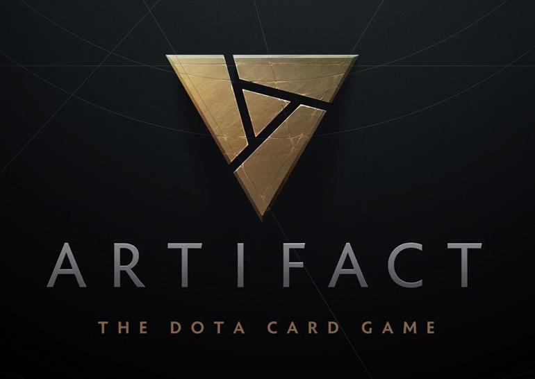 Valve анонсировала карточную игру Artifact основанную на Dota