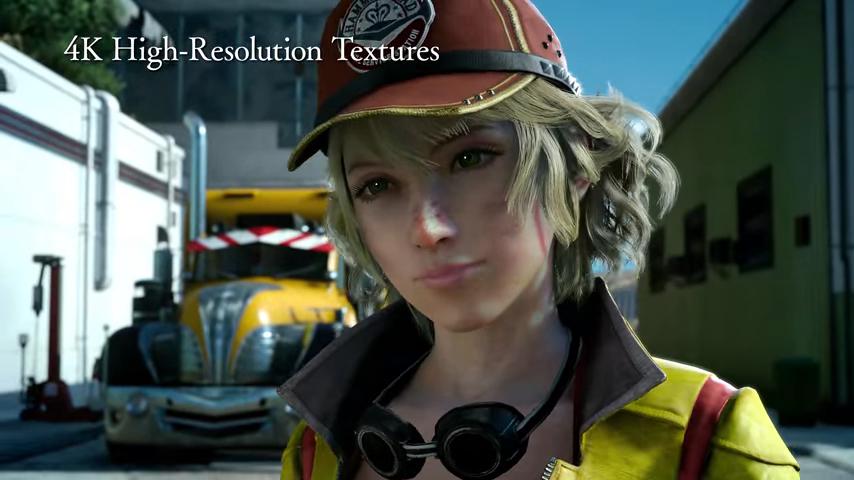 Ролевой экшен Final Fantasy XV выйдет на PC в начале следующего года и будет поддерживать полный набор технологий NVIDIA Gameworks