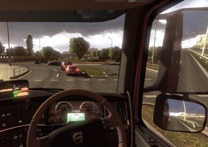 Для обучения автопилота самоуправляемых автомобилей разработчики используют игру Euro Truck Simulator 2